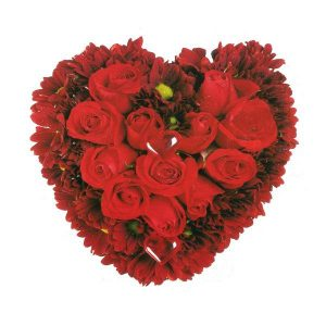 Κόκκινη η Καρδιά μου