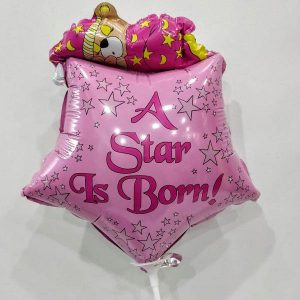 A Girl Star is Born!
