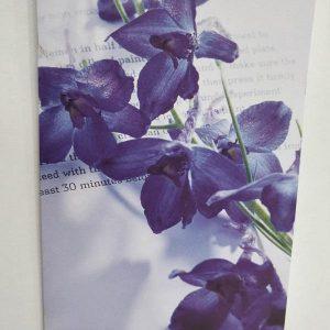 Μπλε Λουλούδια!