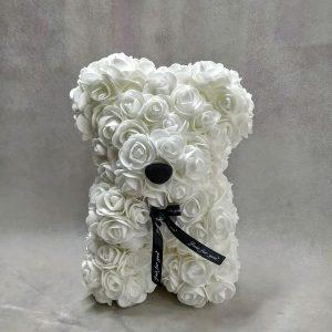 Rose Bear Άσπρο