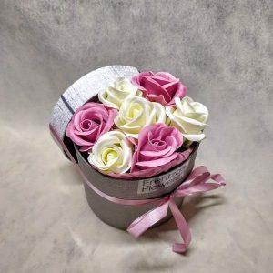 Βubbles – Classic – Σάπιο Μήλο και Λευκά Τριαντάφυλλα